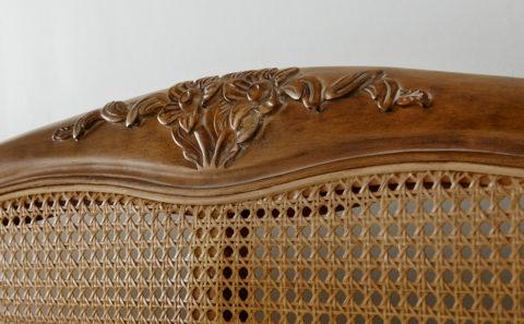 Celeste Wooden Bed