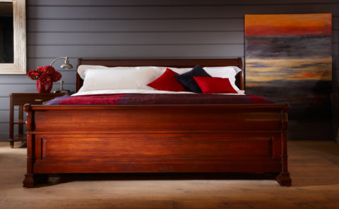 Chatsworth Wooden Bed