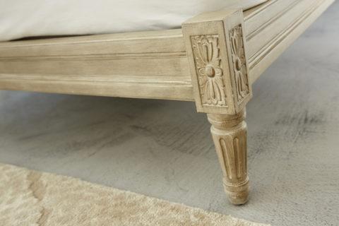 Louis XVI Upholstered Detail 2