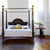 luxury 4 poster bed
