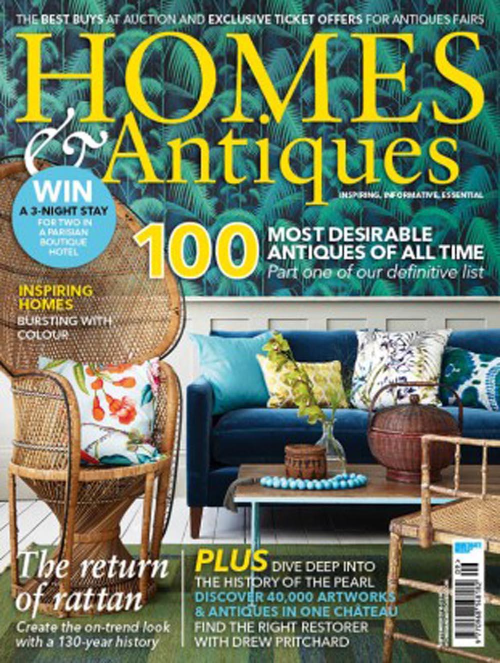 Homes & Antiques September 2016