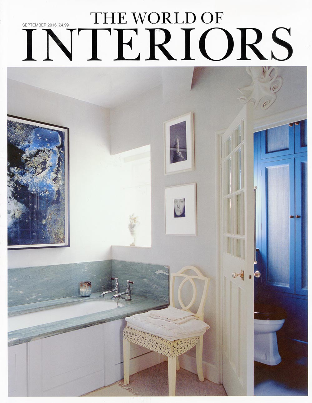 The World Of Interiors September 2016