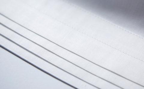 Linens Handmade Plisse