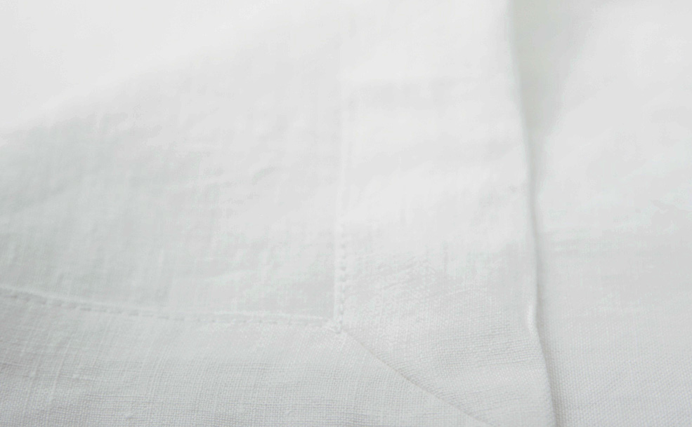 Fitted Sheet Pure Linen