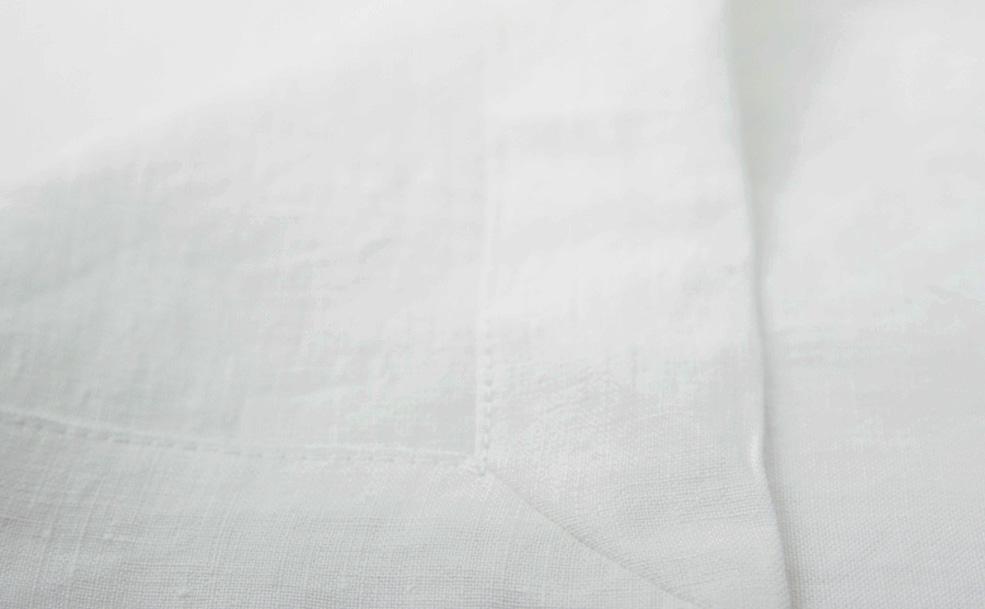 Flat Top Sheet Pure Linen
