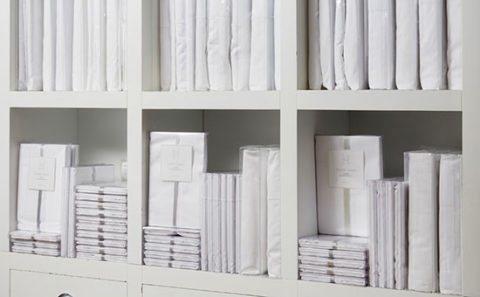 Shelf Stock Linens