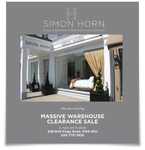 Simon Horn Clearance Brochure Feb 2017