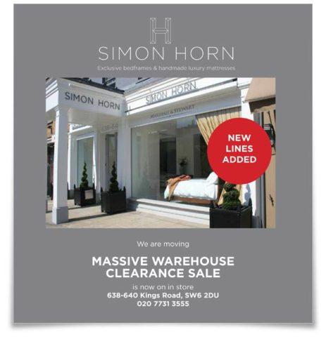 Simon Horn Clearance Brochure March 2017 1