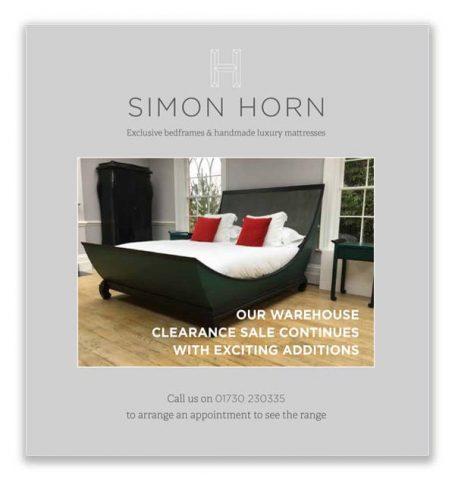 Simon Horn Clearance Brochure Feb 2018