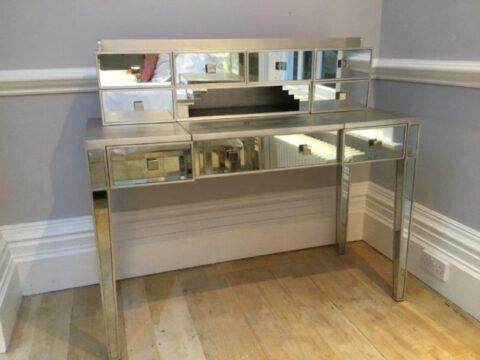Simon Horn Lamour Mirrored Dressing Table