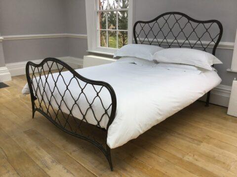 Simon Horn Furniture Trellis Metal Bed
