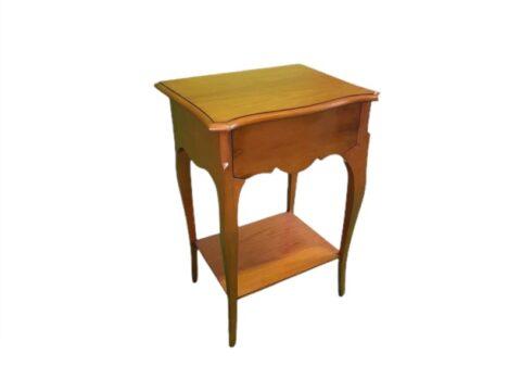 Simon Horn Celeste Louis XV French Bedside Table Unit Locker