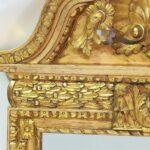 313216 Shell Mirror Detail