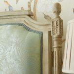 Louis XVI Upholstered Detail 1