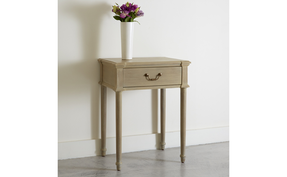 Miscombe bedside table single drawer bedside table simon horn miscombe single drawer bedside table watchthetrailerfo