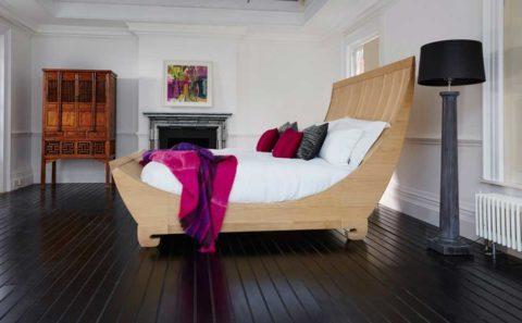 Shanghai bed