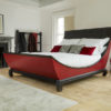 Contemporary Eastern Bed