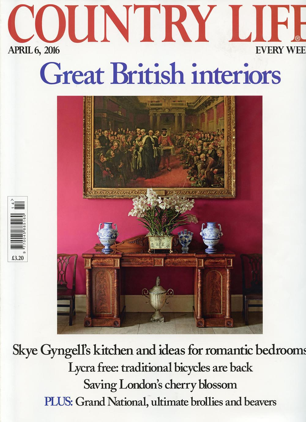 Country Life 6 April 2016