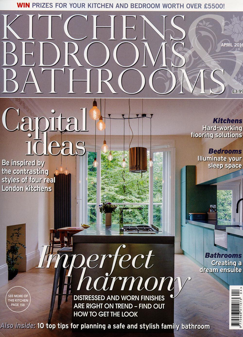 Kitchens Bedroom Bathroom April 2016