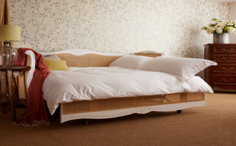 Elegant French sofa bed