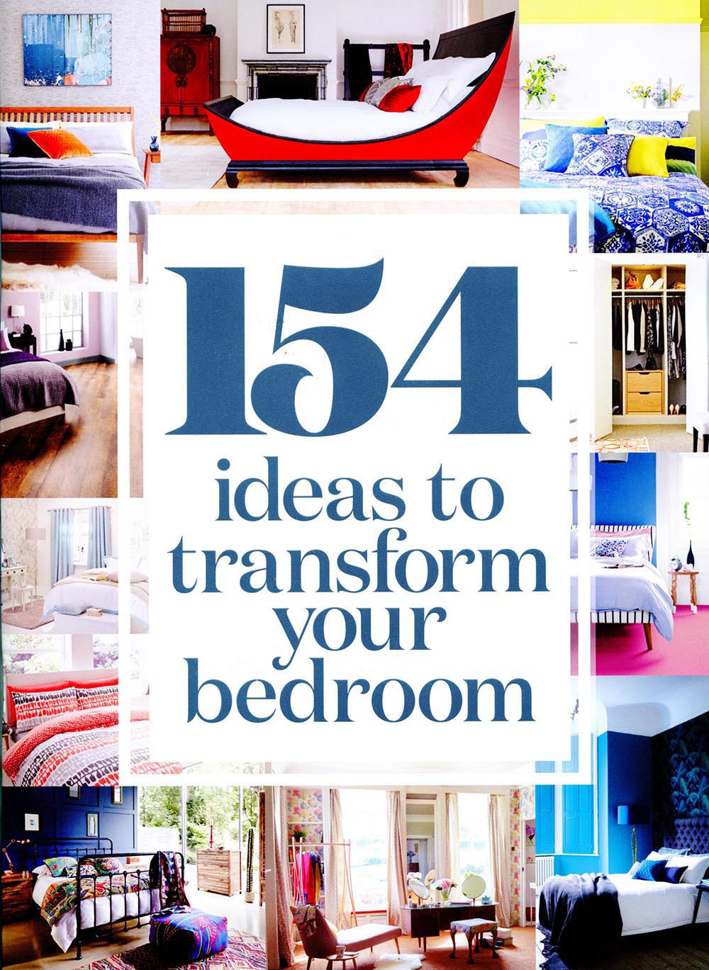 Real Homes May 2016 154 Ideas To Transform Your Bedroom