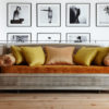 French inspired Sofa Bed