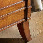 Olivier Detail 2Olivier - Luxury Wooden Lit bateu sleigh bed