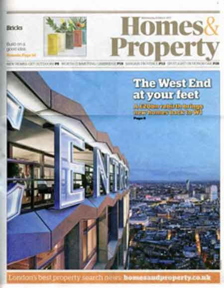 Evening Standard Homes & Property 8 March 2017