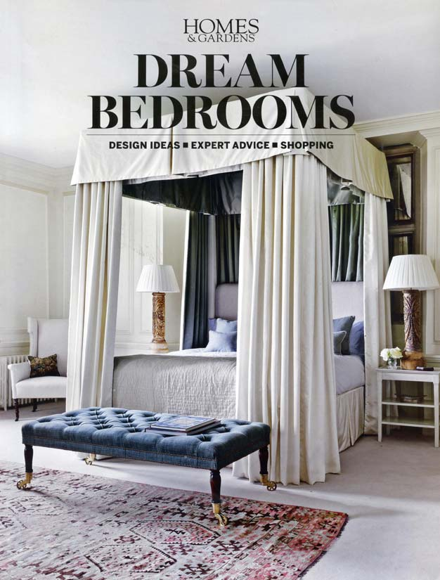 Homes & Gardens Dream Bedrooms Supplement April 2017