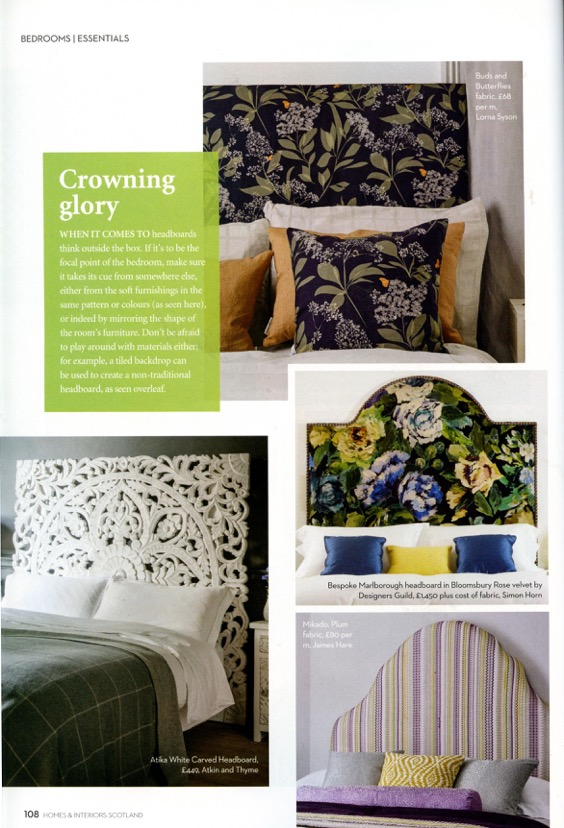 Homes & Interiors Scotland March & April 2017 1