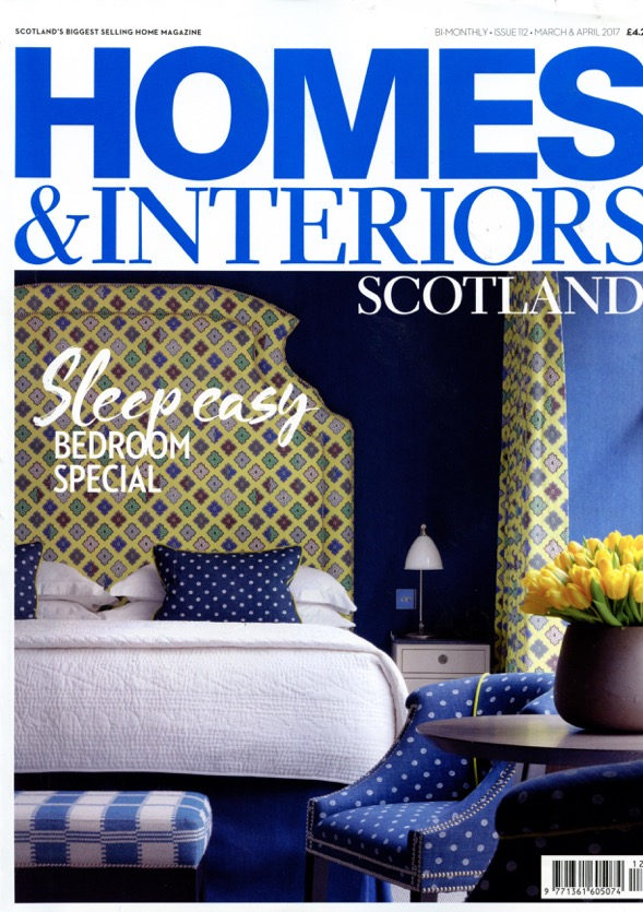 Homes & Interiors Scotland March & April 2017