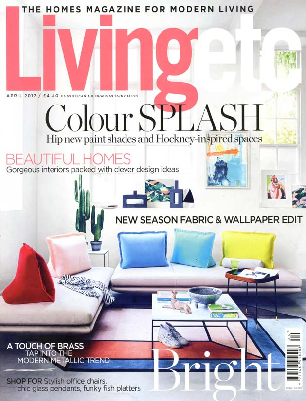 Living Etc April 2017