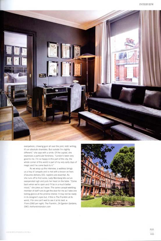 Notting Hill & Holland Park Magazine December 2016 4