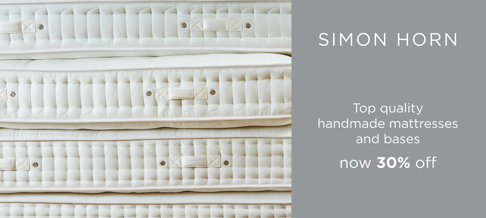 30% Off Sale On Quality Hand Made Mattresses Bases