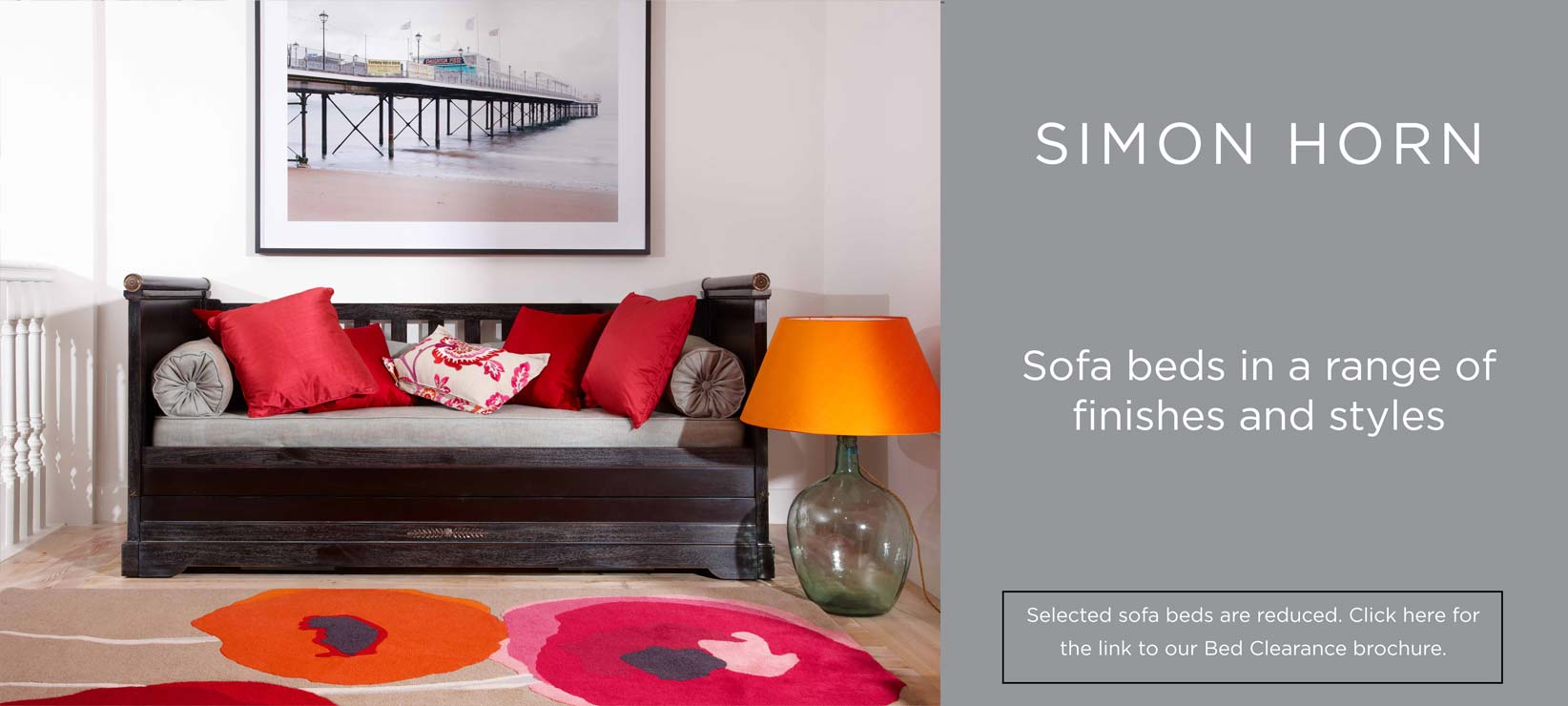 Sofa Beds From Simon Horn